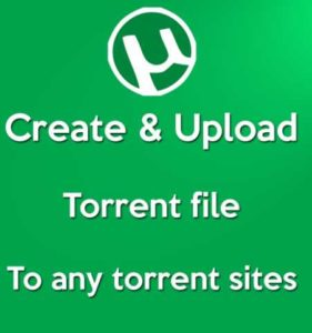 people who upload torrent files